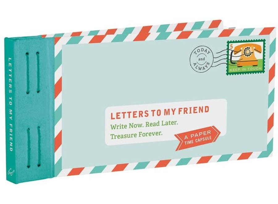 Letters to My Friend