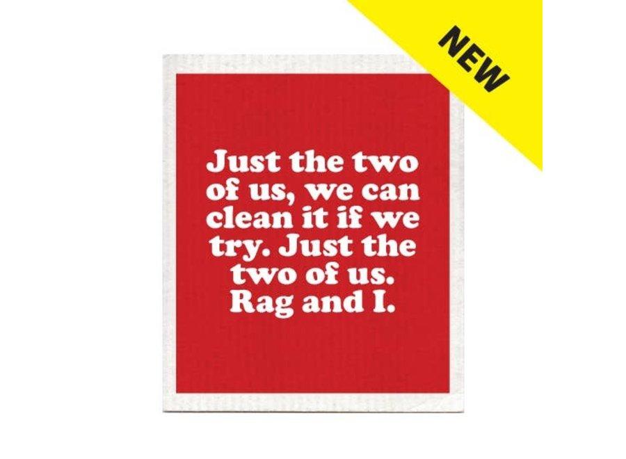 Crazy For Trying Swedish Dishcloth