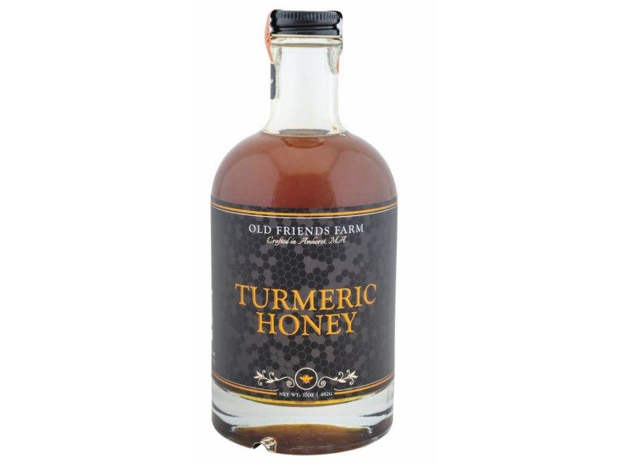 Tumeric Honey