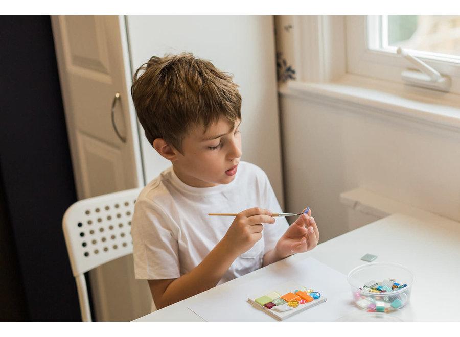 Mosaic Kids DIY Wall Art Kit