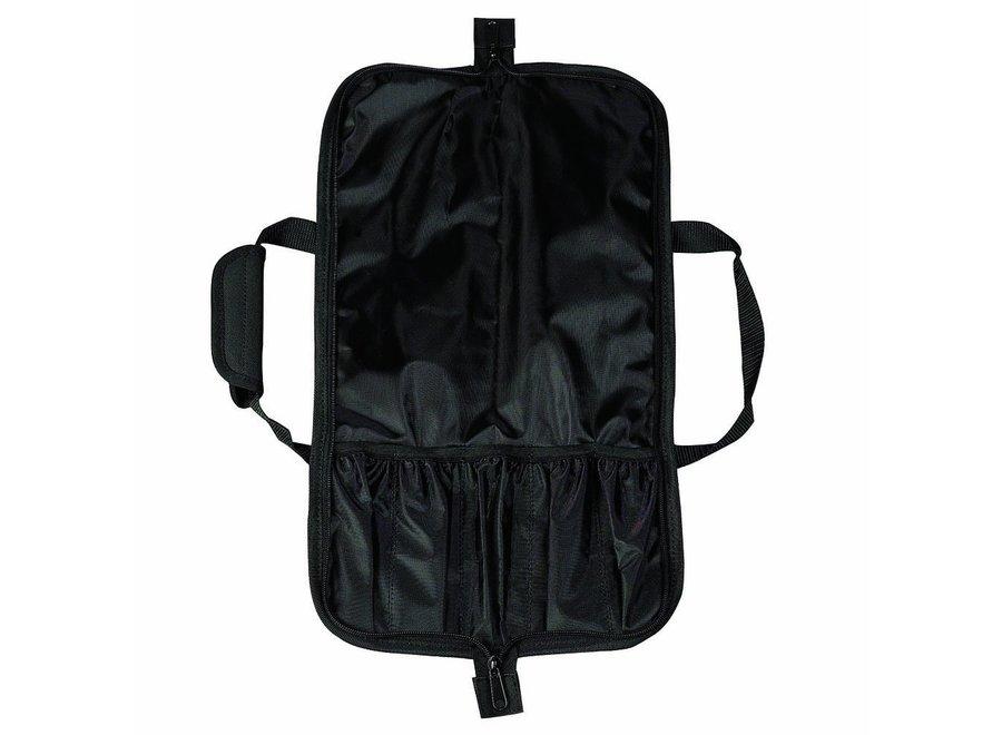 5 Pocket Padded Knife Bag - Black