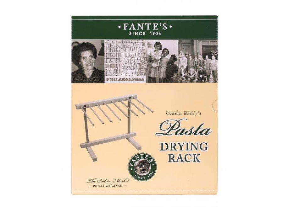 Fante's Cousin Emily's Pasta Drying Rack