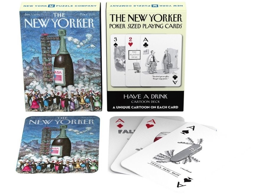 Have a Drink Playing Cards
