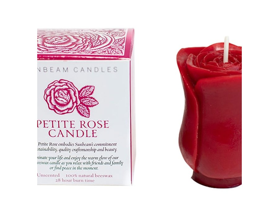 Beeswax Roses (with gift boxes) - Petite