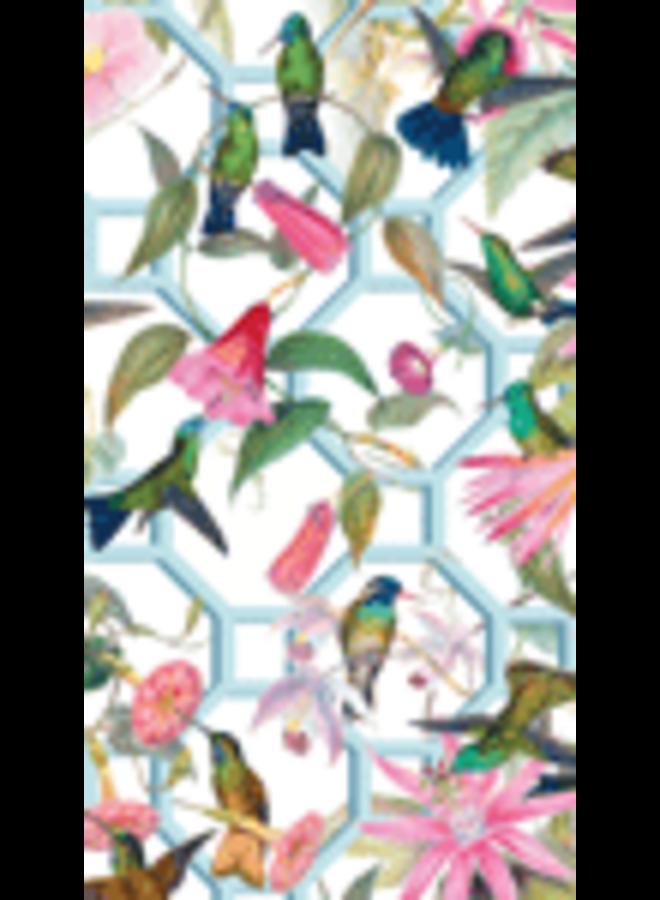 Hummingbird Trellis Paper Guest Towels - 15 Per Package