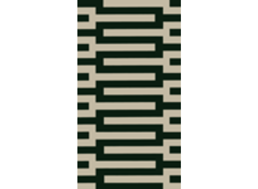 Zipper Paper Guest Towel Napkins - 15 Per Package