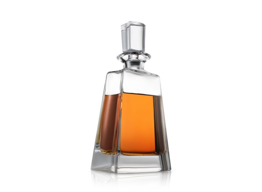 Luna Crystal Whiskey Decanter
