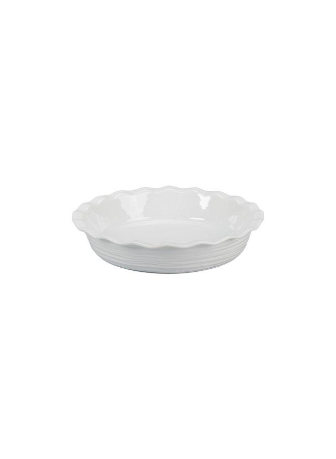 "Kalahari Deep Fluted Pie Dish 9.75' X 1.75"" / 44 oz."