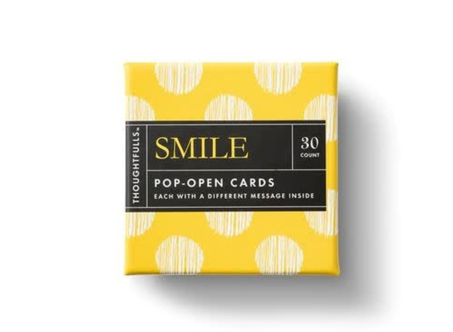 SMILE ThoughtFulls Pop-Open Cards