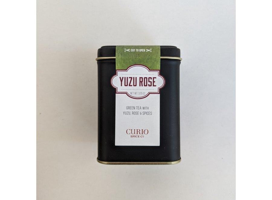 Yuzu Rose Tea