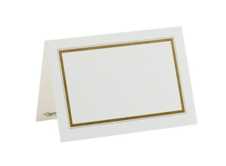 Golden Rule Place Cards - 10 Per Package