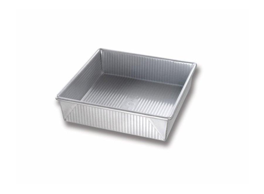 """Square 8"""" Cake Pan"""
