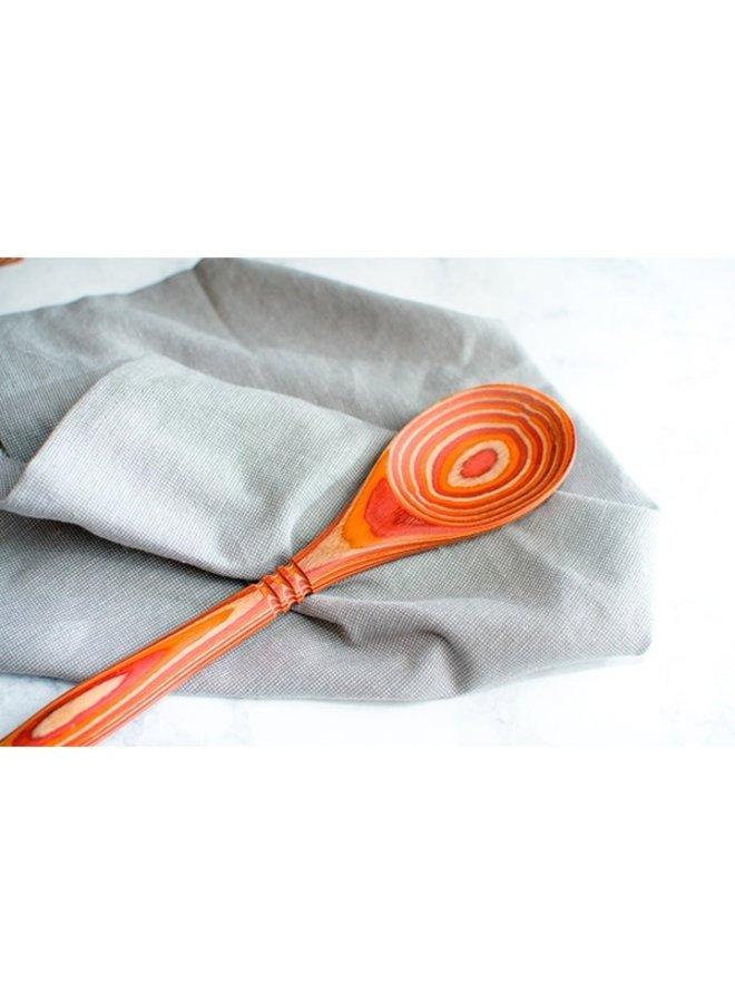 "12"" Red Pakka Spoon"
