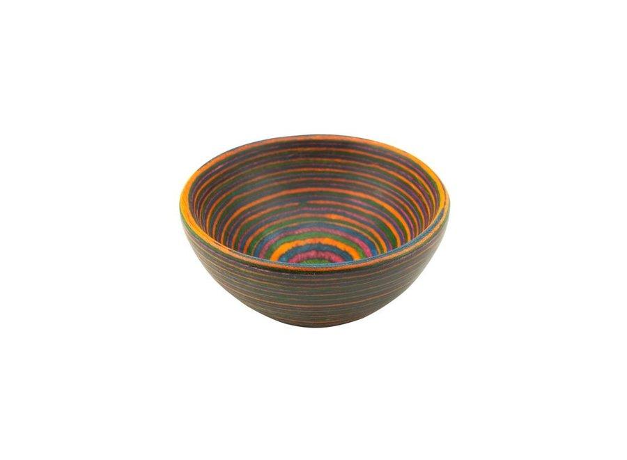 Rainbow Pakka Round Pinch Bowl