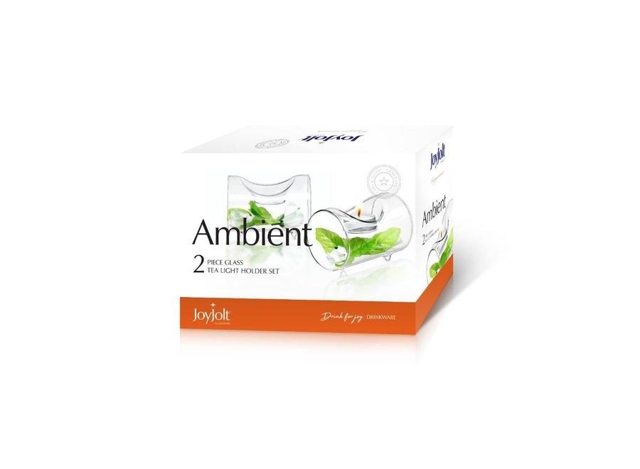 Ambient Single Tealight Holders
