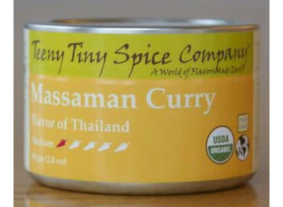 Organic Massaman Curry 2.8 oz