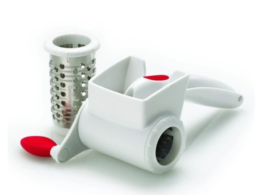 Rotary Dual Grater