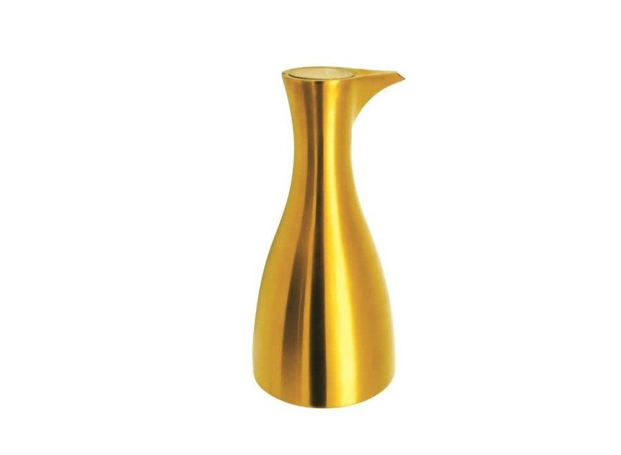 Cigno Satin Gold Oil Dispenser - 500 ml