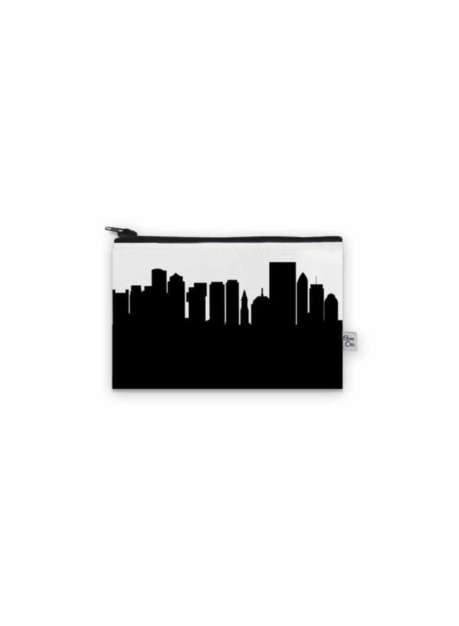 Boston Skyline Mini Purse