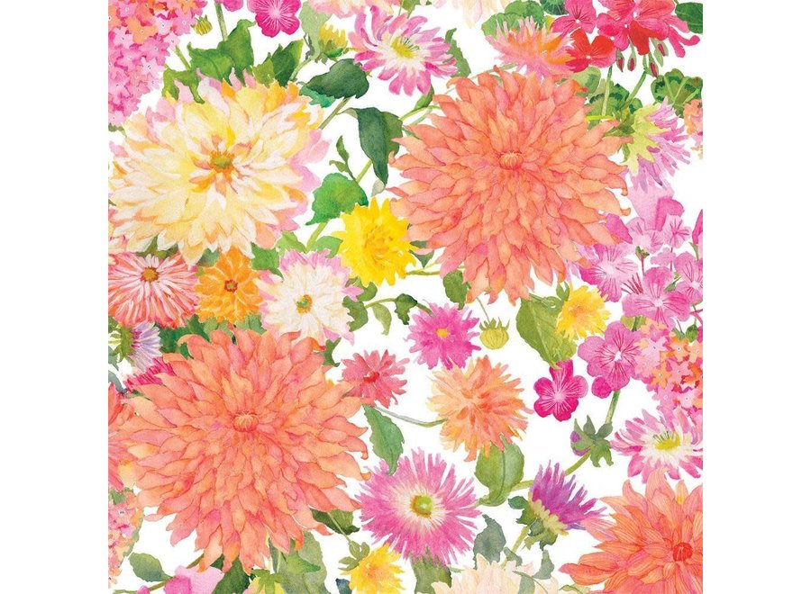"""Summer Blooms Gift Wrapping Paper - 30"""" x 5' Roll"""