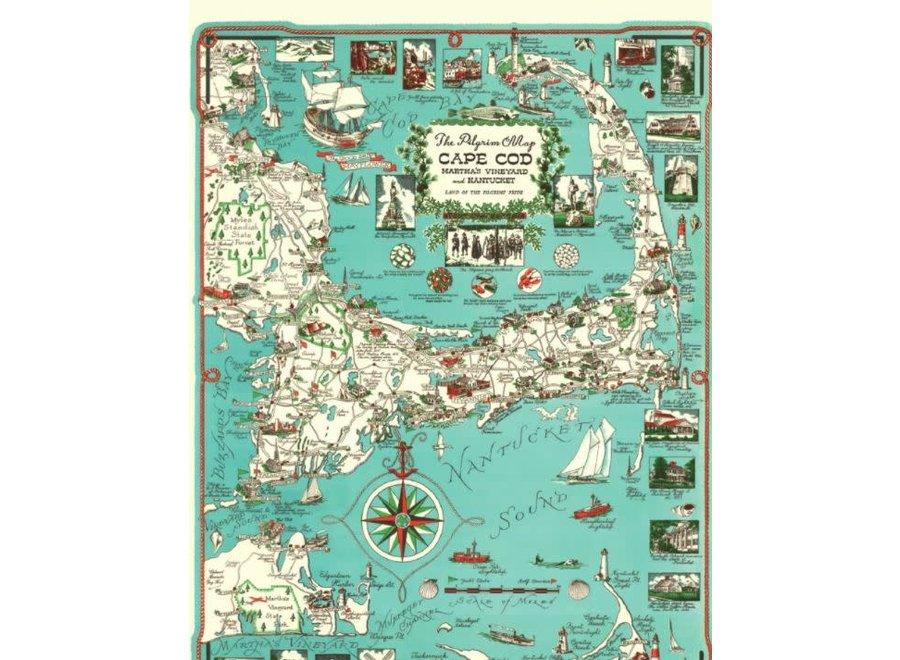 The Pilgrim Map (1000 piece puzzle)