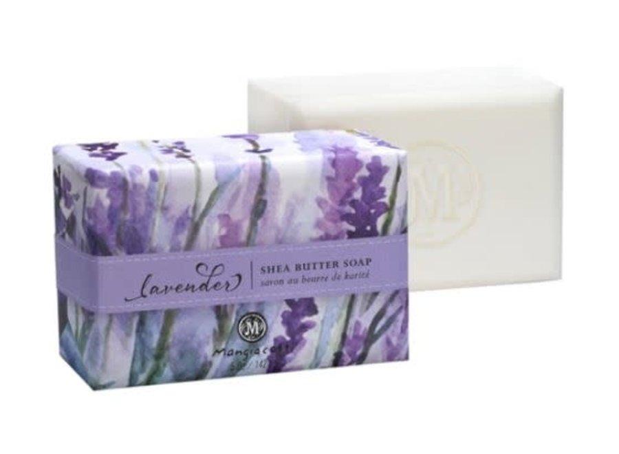 Lavender Shea Butter Body Bar