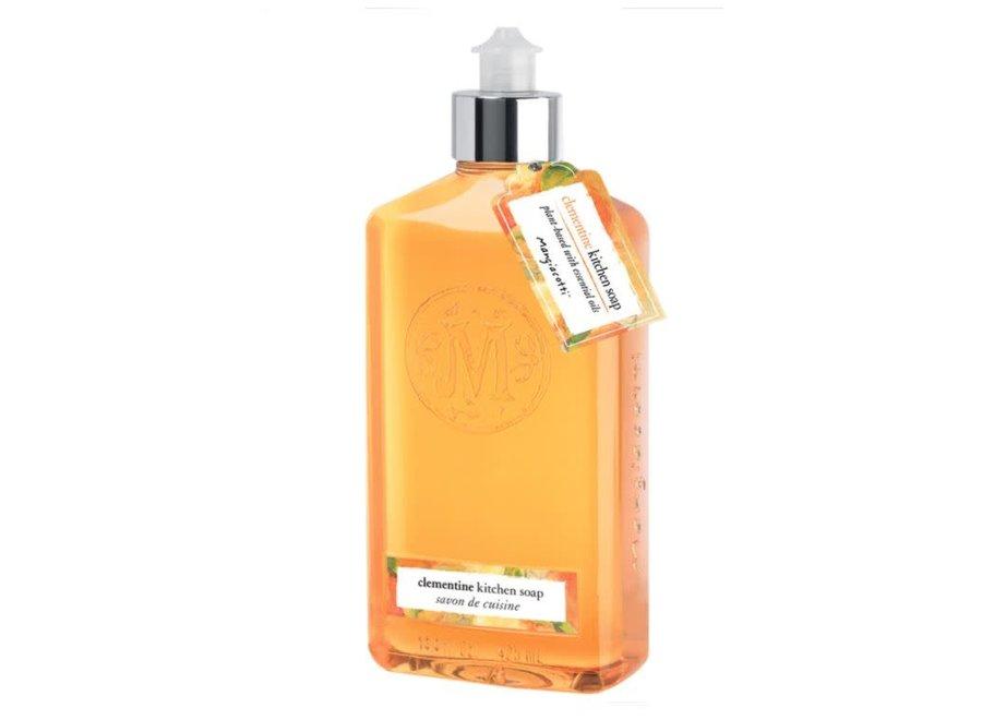Clementine Natural Kitchen Soap