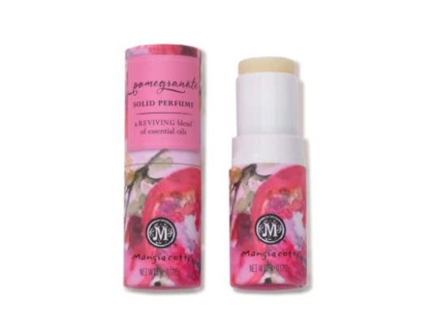 Pomegranate Solid Perfume