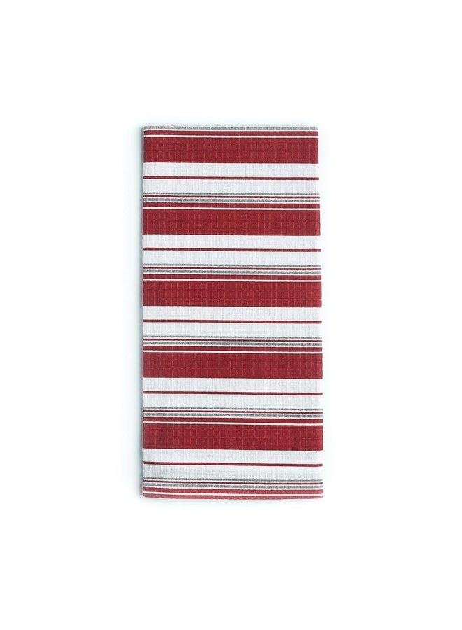 Equator Kitchen Towel - Cherry