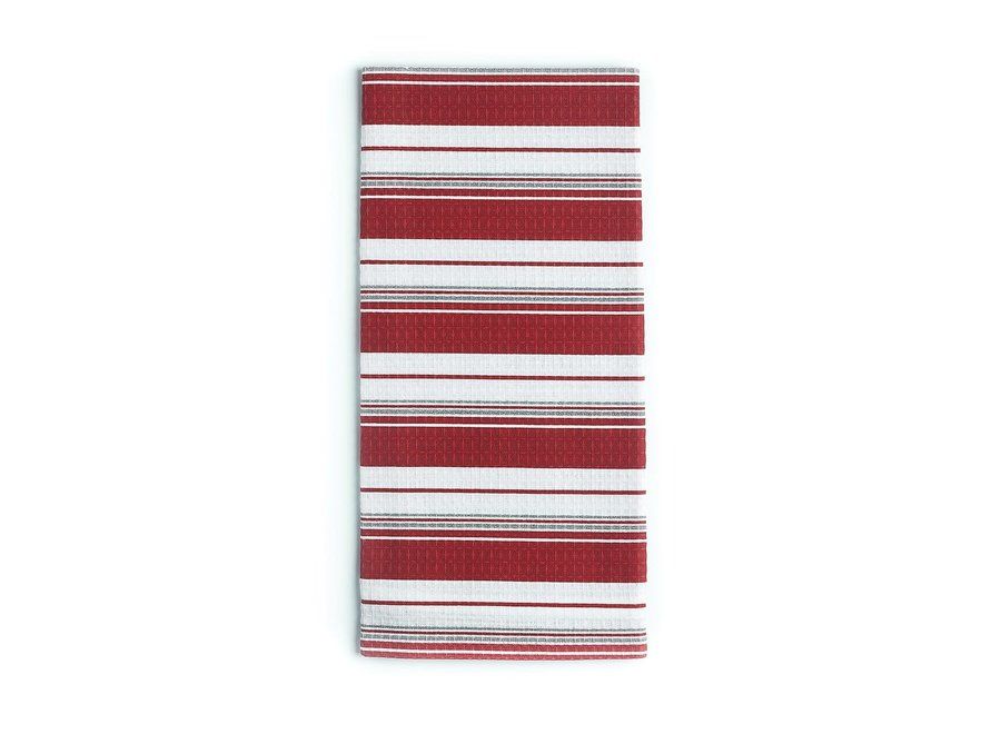 Equator Kitchen Towel - Cherry