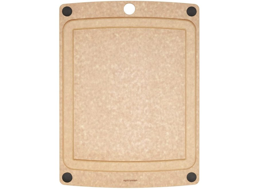 """All-In-One Cutting Board with Non-Slip Feet, 11.5"""" × 9"""""""