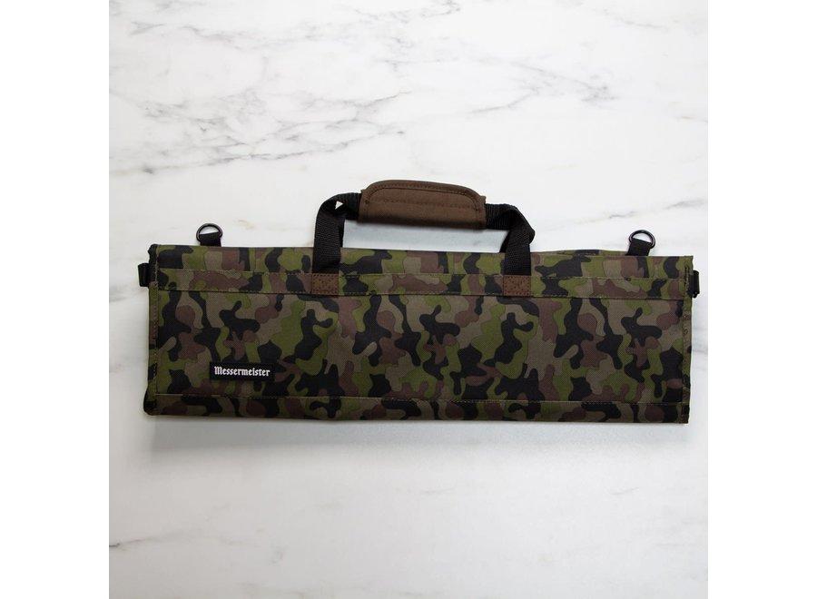8 Pocket Padded Knife Luggage