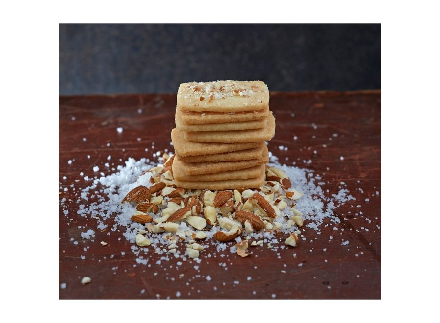 Toasted Almond Savory Biscuit