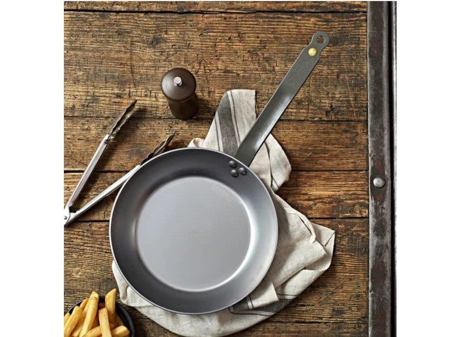 Carbon Steel MINERAL B Fry Pan