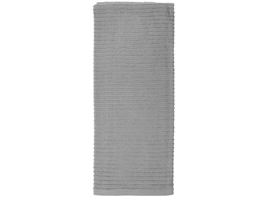 Ridged Solid Towel 100% Cotton