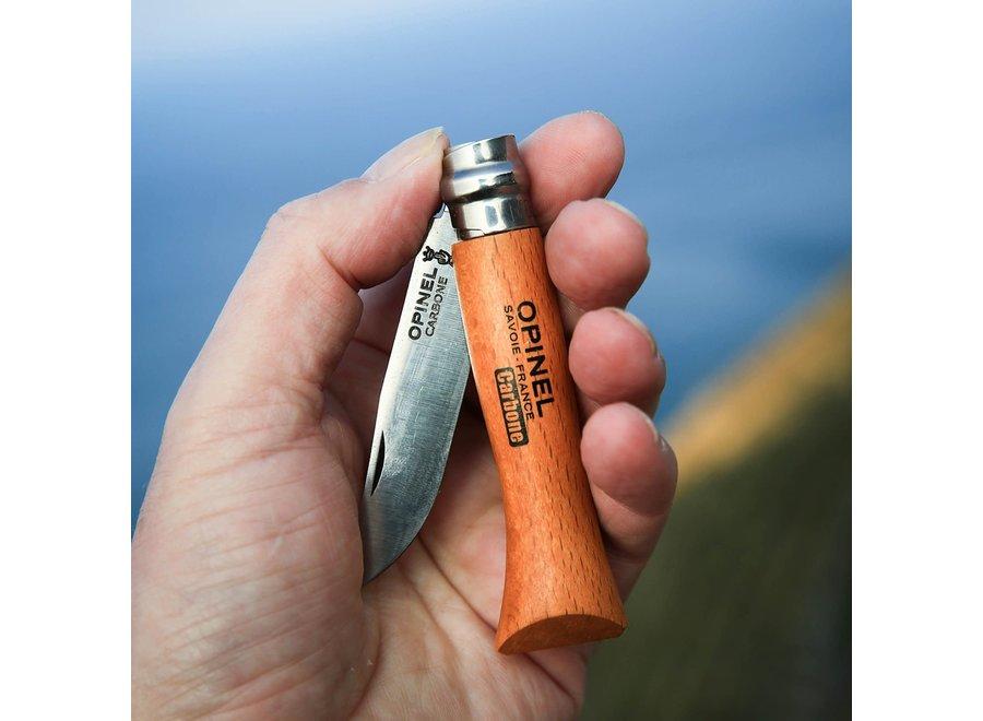 No.08 Carbon Steel Folding Knife
