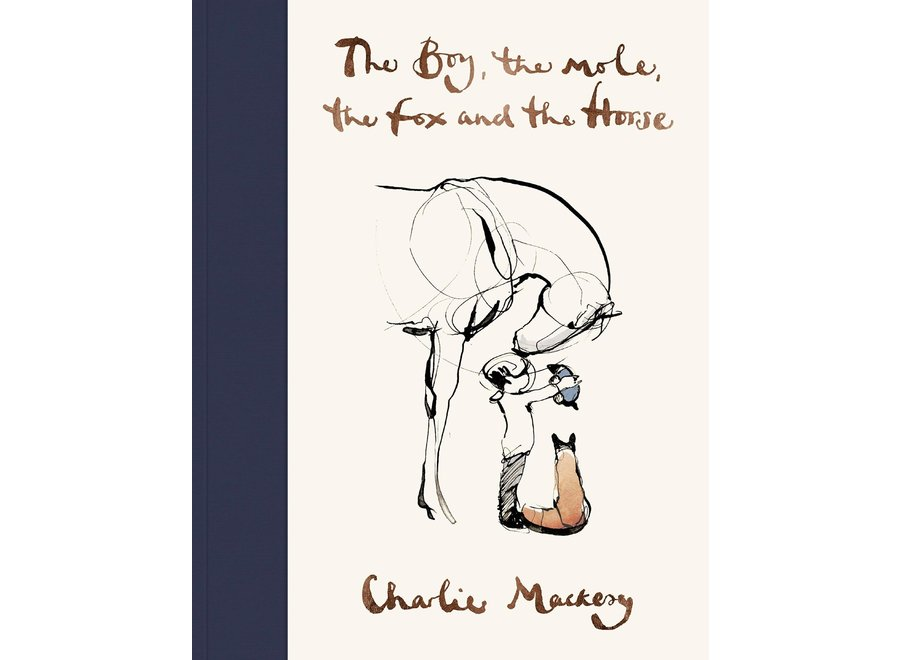 The Boy, The Horse, The Fox and The Mole