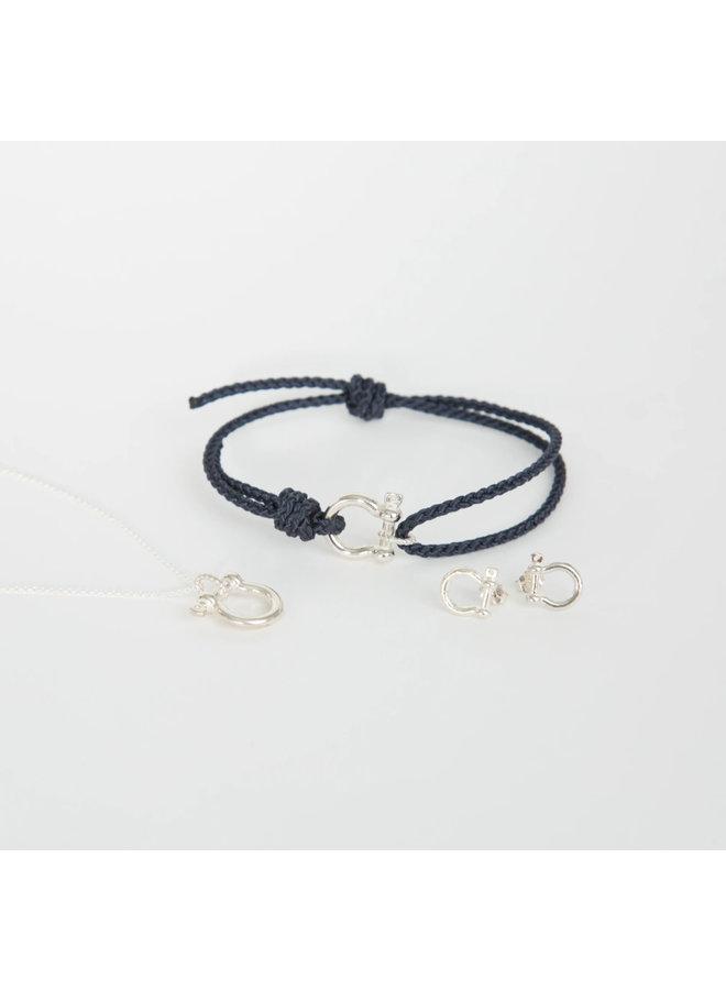 Mariner Shackle Earrings