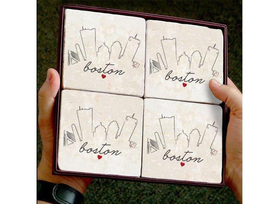 Boston Skyline Coaster