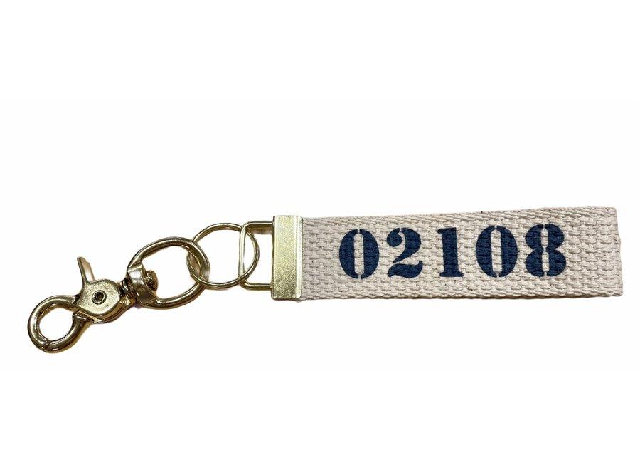 Keychain 02108 in Hale Navy