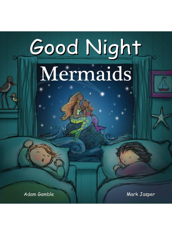 Book Good Night Mermaids