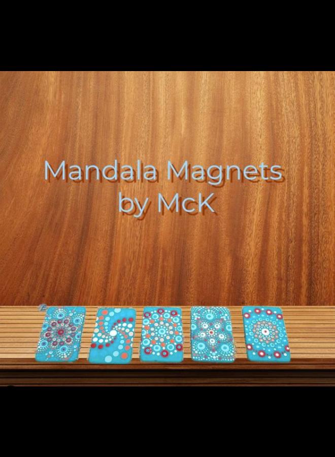 Assorted Wood Magnet Sets
