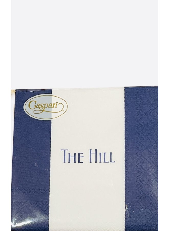 The Hill Cocktail Napkins - 24 Per Package