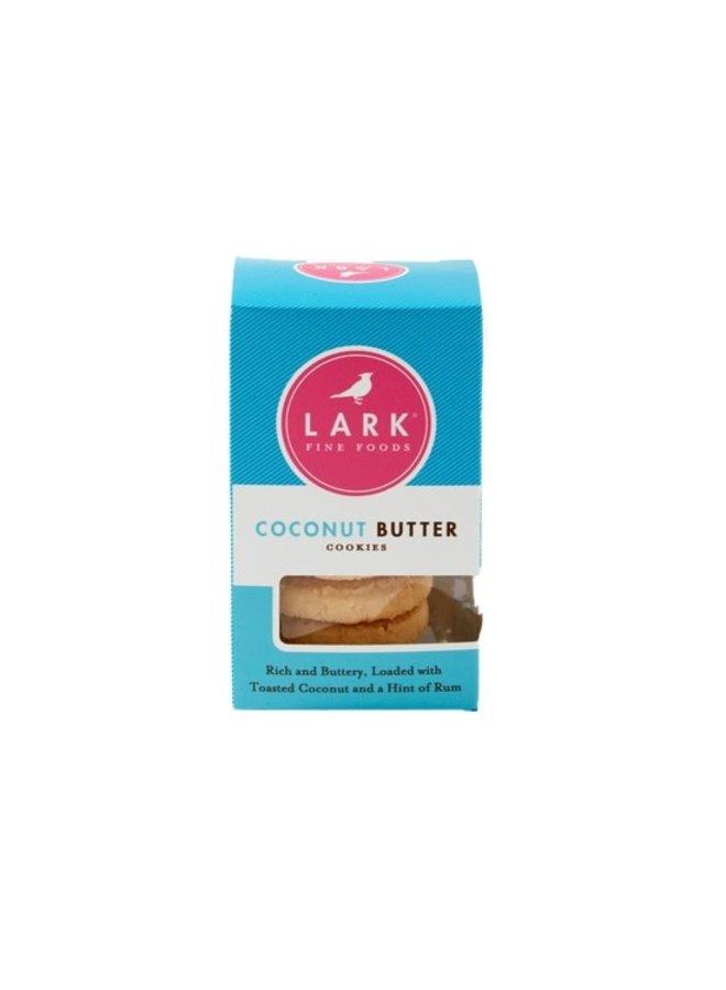 Coconut Butter Cookies - 3.2 Oz