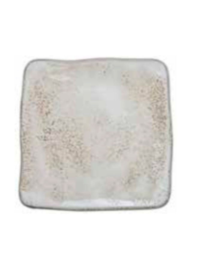 Rustico Square Dinner Plate