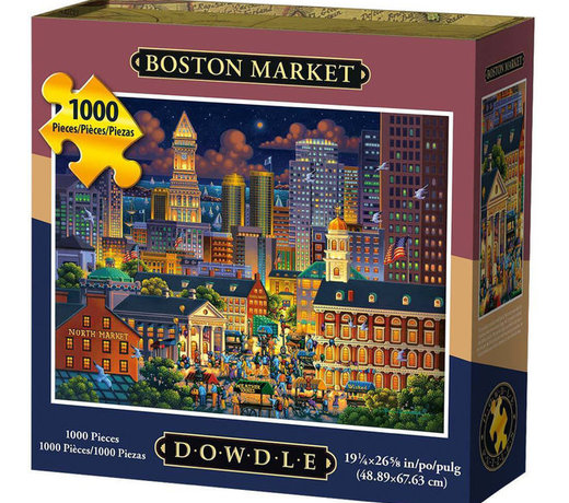 Boston Themed