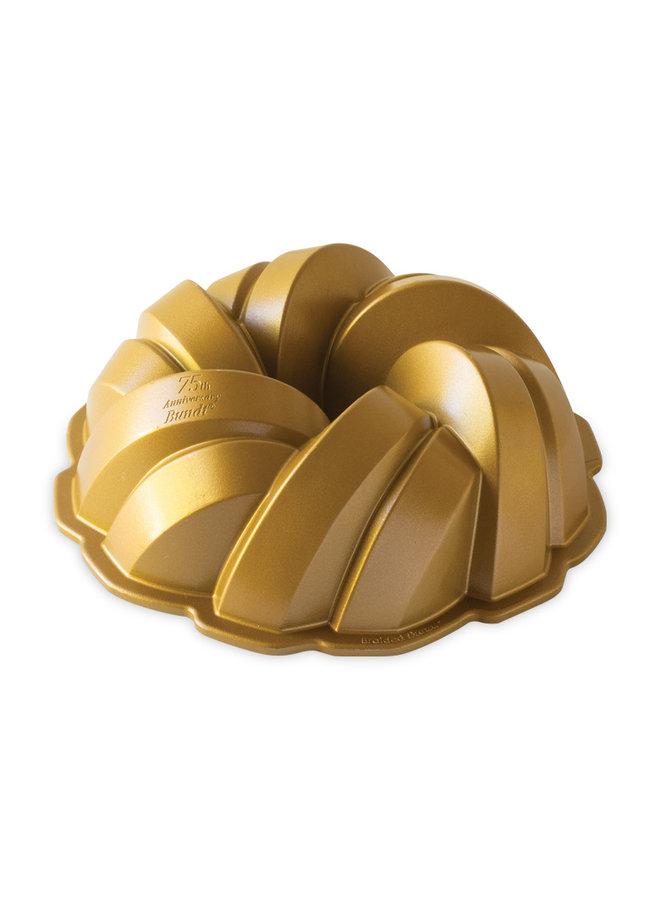 75th Anniversary Braided Bundt Pan