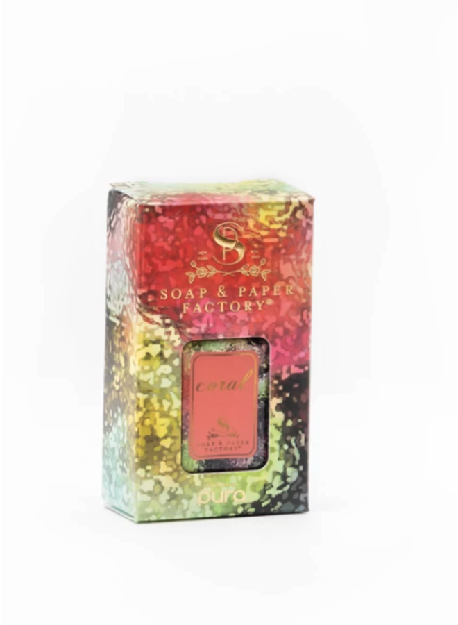 Coral Refill for Pura Smart Home Fragrance Diffuser
