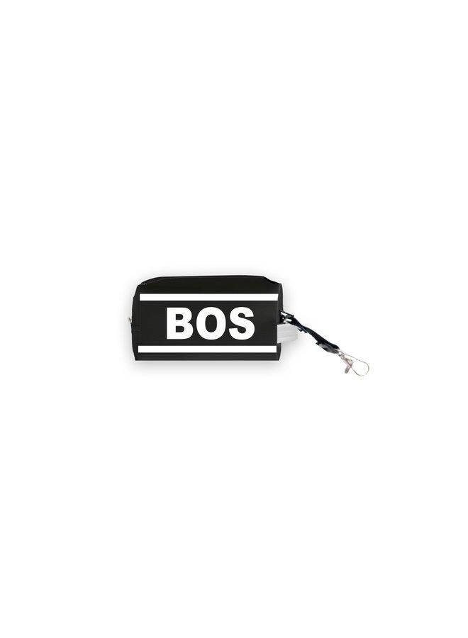 BOS (Boston) Travel Dopp Kit Toiletry Bag