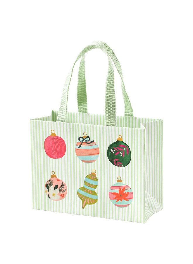 Painted Ornaments Small Gift Bag - 1 Each